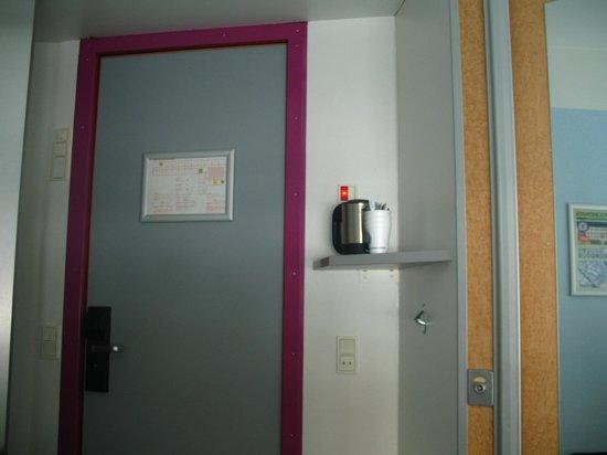 Hotel CABINN Scandinavia: Entrance