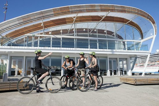 Adventure Capital - Day Tours: Guided bike tours of Auckland are now available through Adventure Capital