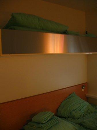 Hotel CABINN Scandinavia : Beds