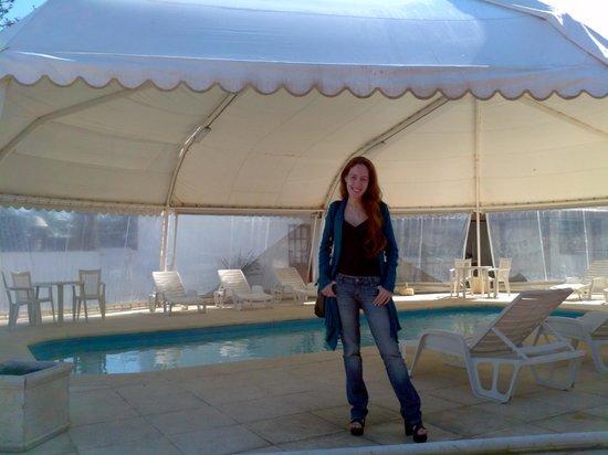 Hotel Concorde: Pileta