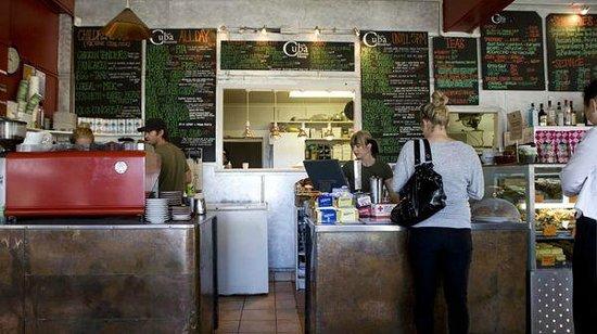 Cafe Cuba: Cool
