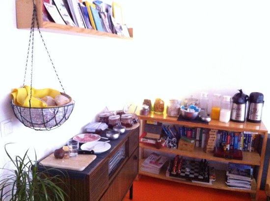 Lisbon Story Guesthouse: Breakfast