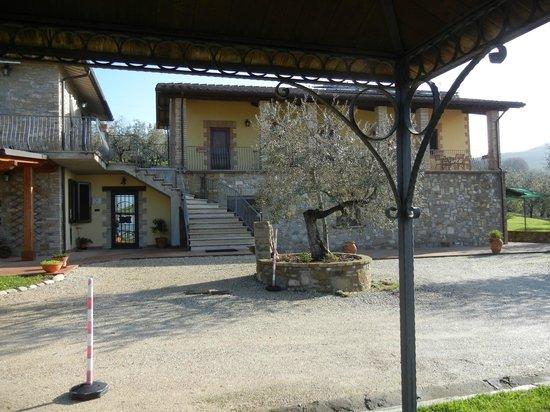 Agriturismo la Rocca Assisi: Esterno 1