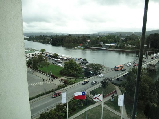 Hotel Dreams Valdivia: vista