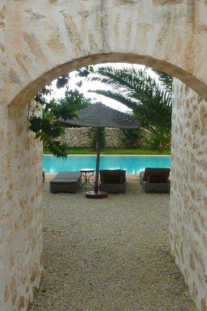 Dar Maris Maison d'hotes : près de la piscine