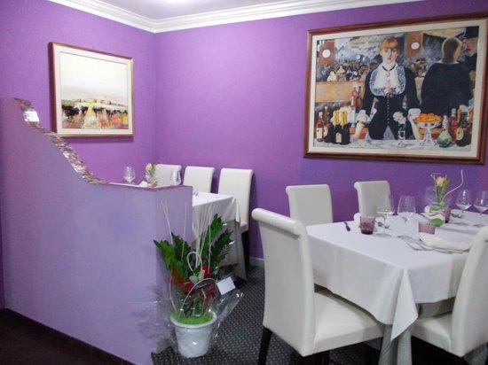 Le Delizie di Monet: la sala ristorante