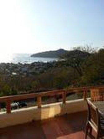Pelican Eyes Resort & Spa: View from room