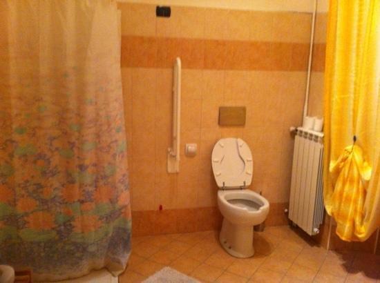Hotel Orchidea: bagno