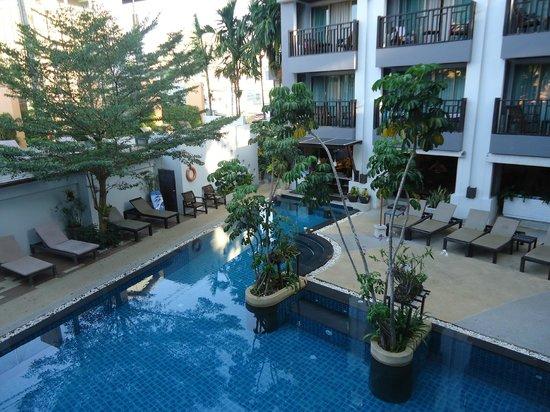 Buri Tara Resort: Muy buena la piscina