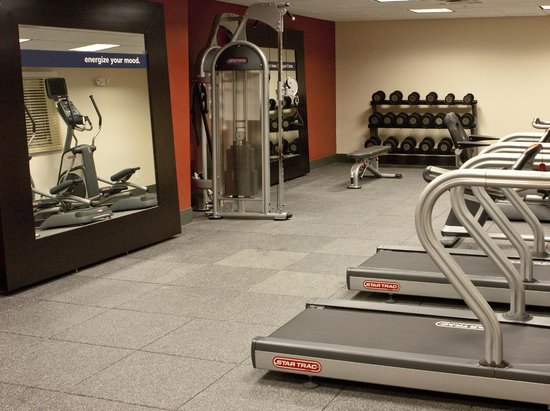 Hampton Inn Oxford University Area: Fitness Center
