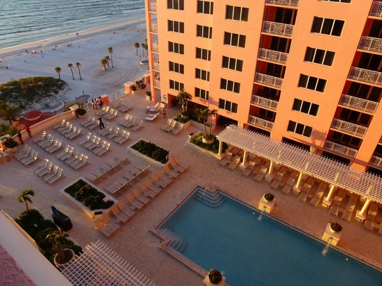 Living room picture of hyatt regency clearwater beach - Hyatt regency clearwater 2 bedroom suite ...