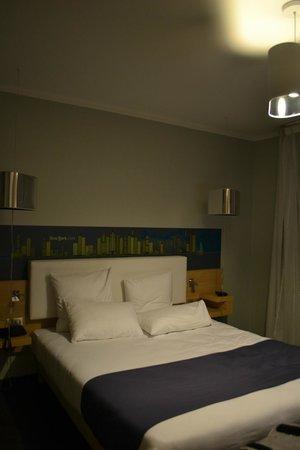 Appart'City Confort Lyon Cite Internationale: bedroom