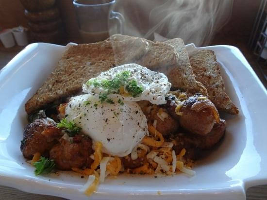 3rd St Cafe: Best Breakfast in North America