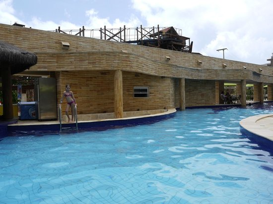 Wellness Beach Park Resort: Piscina super grande