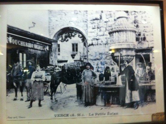 Le Bistro du Peyra : Il y a 50 ans