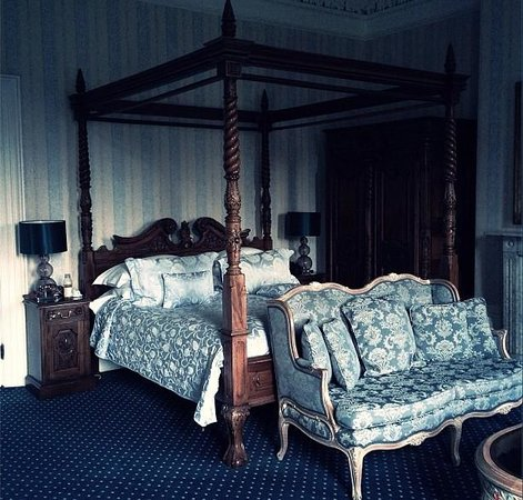 Willoughby House Hotel & Apartments : Our Suite