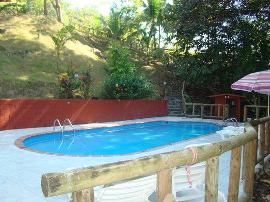 Hotel Samsara: Área de Piscina