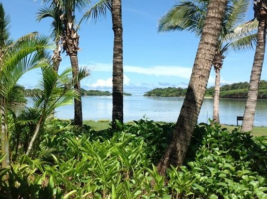 InterContinental Fiji Golf Resort & Spa: View from our Lagoon Suite