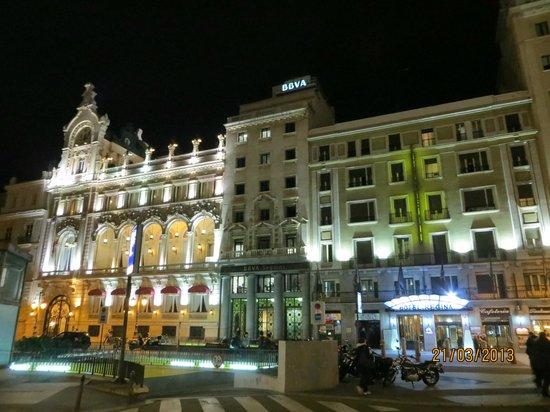 Camera Standard Picture Of Hotel Regina Madrid