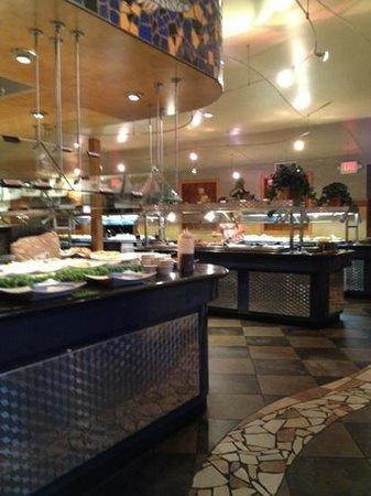 Kamado's Japanese Seafood Buffet
