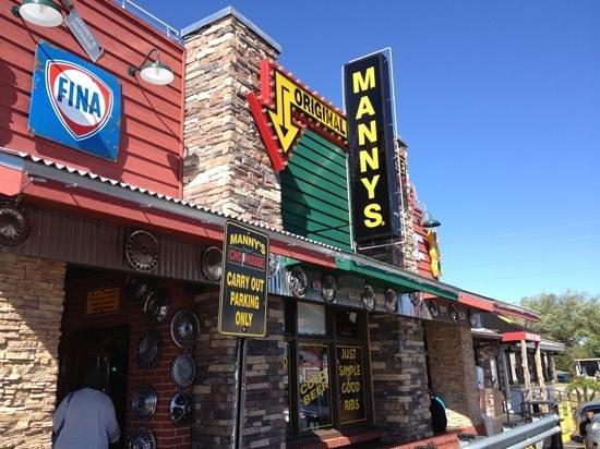 Haines City, FL: Mannys Chop Shop