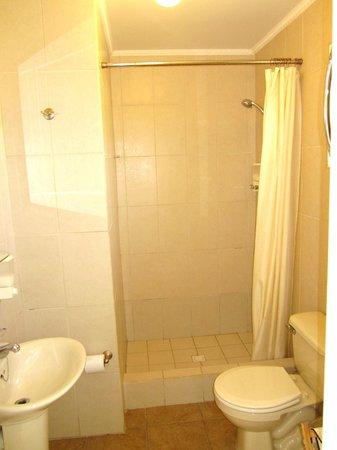 Aruba Tropic Apartments: Bathroom