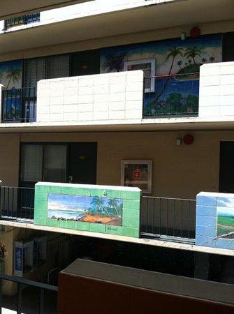威基基海濱旅舍照片