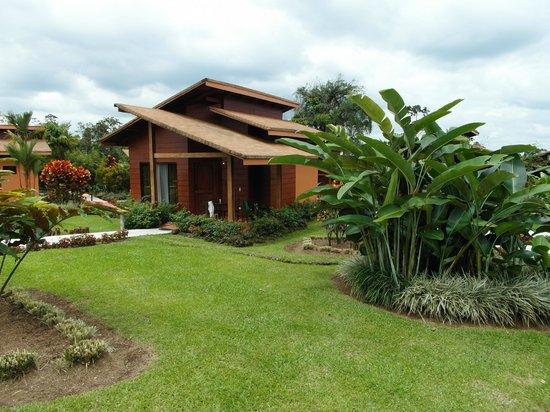 Hotel El Silencio del Campo: Cabin