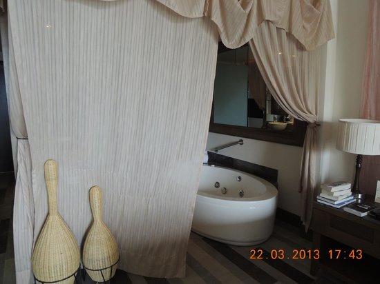 Secrets Vallarta Bay Puerto Vallarta: Our hotel room