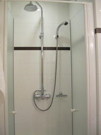 Hotel Muguet: Shower