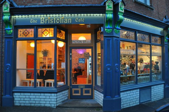 The Bristolian Cafe