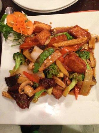 Hong Kong Wok 'n Grill: Buddha's Delite