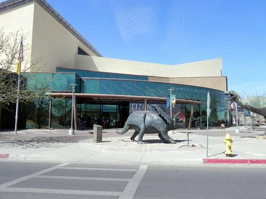 ‪New Mexico Museum of Natural History and Science‬