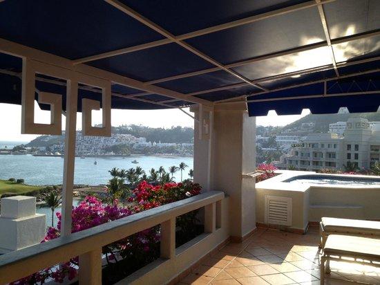 Barcelo Karmina: balcony