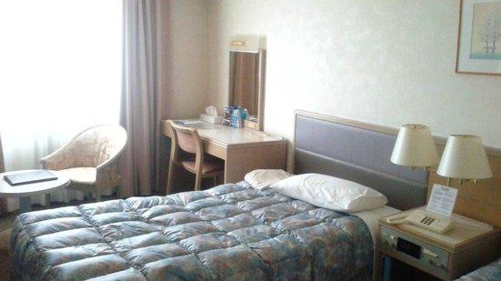 Grand Hotel Kanachu Hadano: Room