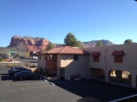 The Views Inn Sedona: Views