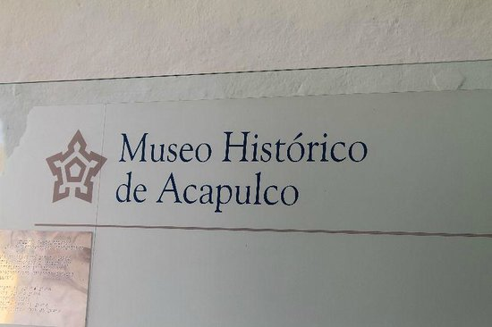 Acapulco Historical Museum: Indication