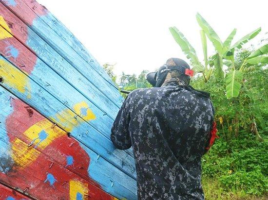 Paintball Bali Pertiwi
