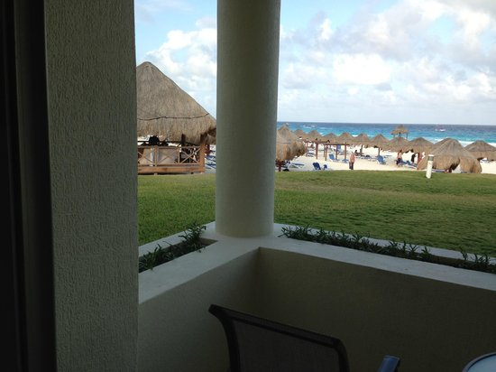 Iberostar Cancun: From our porch