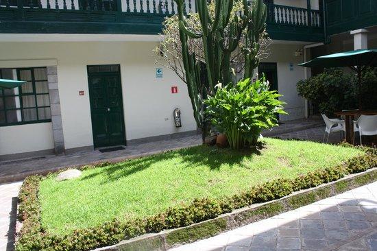 Casa Andina Classic Cusco Koricancha: courtyard