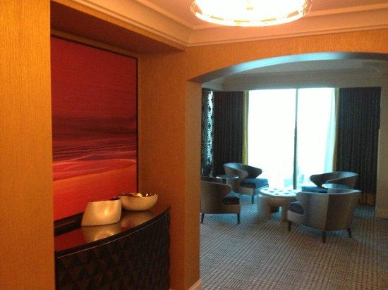 Four Seasons Hotel Las Vegas: Entrance to Presidential Suite