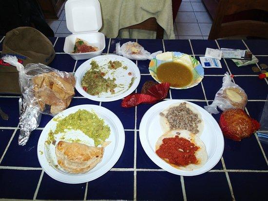 El Foco: Tacos and salsa para llevar, back at the casa