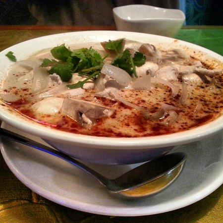 Orchid Thai Cuisine: yummy soup