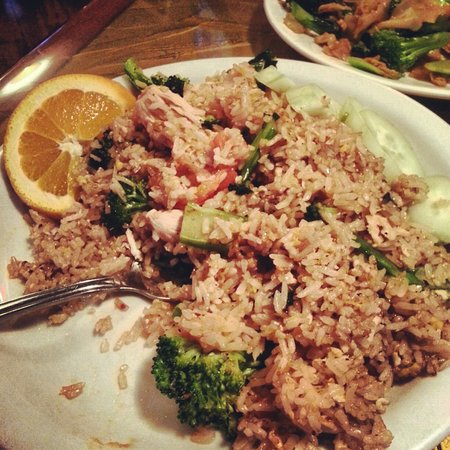 Orchid Thai Cuisine: fried rice