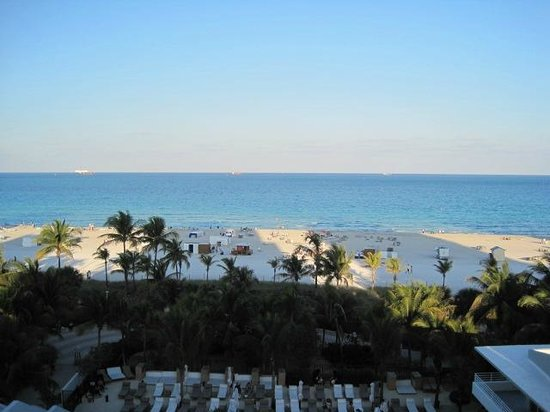 Royal Palm South Beach Miami, A Tribute Portfolio Resort: View from our balcony