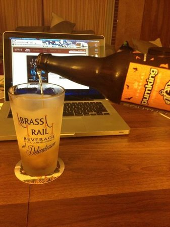 Brass Rail: Glass & Beer Specials For VIP Members