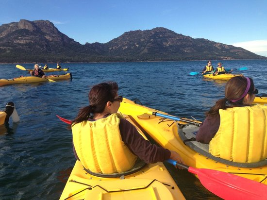 Freycinet Adventures: Kayaking