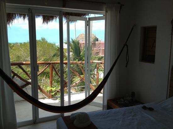 Casa BlatHa: view