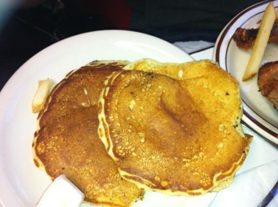 Mickey's Diner : Pancakes
