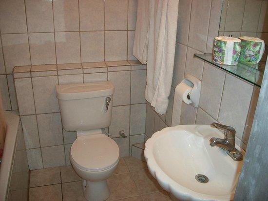 Alicia's Palace: toilet area